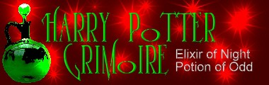 Harry Potter Grimoire