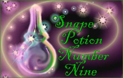 Snape Potion Number Nine